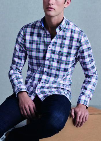 1471826537e2 ETERNA Comfort Fit - Klasická pánska košeľa
