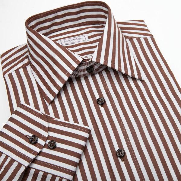 a1e5cb5d58d8 Hnedé košele a kravaty