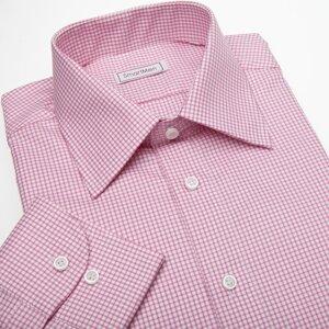 1bdf30ec4550 Ružová košeľa a doplnky