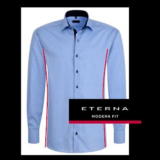 dcf20fb70438 Najpredávanejší strih nežehlivej pánskej košele značky ETERNA