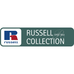 Logo Russell collection