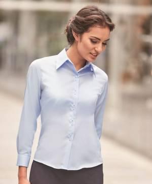 9b5ad34817e7 Dámska business košeľa dlhý rukáv Easy Care