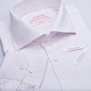 3f112557ba14 Pánska košeľa károvaná - široko rozovretý golier. ZĽAVA 50 ...